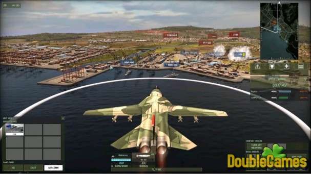 Free Download Wargame: Red Dragon Screenshot 2