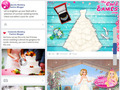 להורדה חינם Cinderella Wedding Fashion Blogger מסך 3